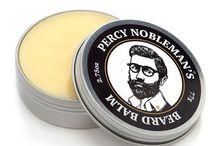 Percy Nobleman / Percy Nobleman to marka specjalizująca się w kosmetykach do pielęgnacji zarostu, prosto z Wielkiej Brytanii. W ofercie Percy Nobleman znajdziecie najwyższej jakości olejki do brody, balsamy do brody oraz woski do wąsów. Jednym słowem produkty, który zrobią z każdego mężczyzny prawdziwego gentlemana.