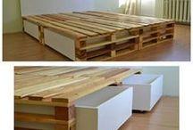 Bed pallet