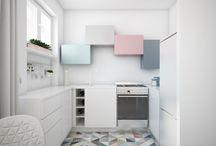 Apartments & condos kitchens | Cuisines d'appartements & condos