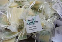 Soaps with Custom Business Logo