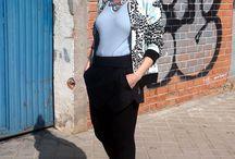 Chic Bomber / #StreetStyle #Chic #Look #WorkingGirl #PrintedBomber #SpringOutfit Visit my Blog http://mylovelywishes.wordpress.com/