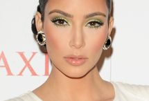 Inspiring Make up / Celeb's Picts, eyebrow, lip colour, how to apply make up and trends.