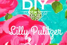 Lilly Pulitzer / by Kristin Schmidt