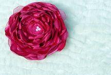 flower tutorials / by Aimee Jackson