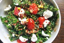 Awesome Salads / by Leslie Spalti Michelson