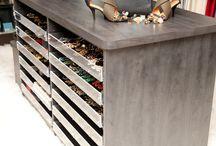 Closet/Organize/Desk