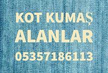 Kot parça kumaş alanlar 05357186113,kot kumaş alanlar