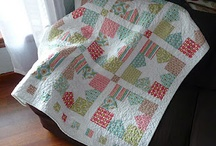 {Sew} Charm Quilts / Pattern, tutorial, idea, and project for charm quilt.