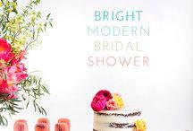 Bridal & Baby Shower Inspiration
