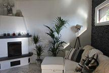 Takkahuone / Fireplace Room