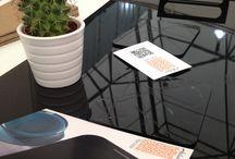 Atelier macramè  / Design di vassoi con taglio laser ossia Collezione Trame