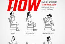 chair aerobics