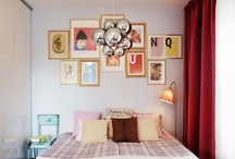 Bedrooms / by Andrea Romero