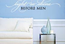 home ideas / by Kayla Kirkman