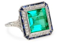 Emeralds / The most stunning gemstone in the world! Rare and Beautiful