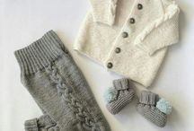 DIY Knitting- Baby