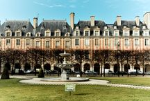 Marais / Place des Vosges, Rue des Rosiers and all the Hotels Particuliers