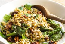 barley and farro