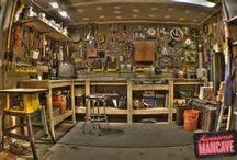 W hobby room