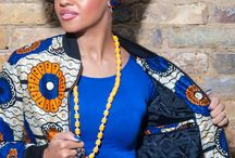 Ankara n other ethnic prints