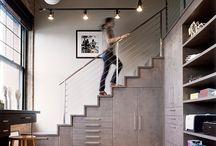 Stairs / by Heidi Pribell Interiors