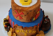 Liam's 4th birthday / Lego pirate party / by Crystal Collins