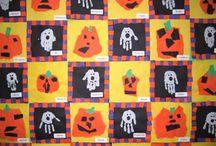 Fall/Oct/Nov bulletin boards