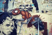 World of Urban Art : MR FAHRENHEIT