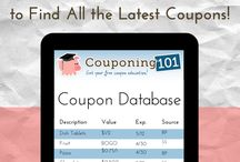 Couponing / by Ann Barlow