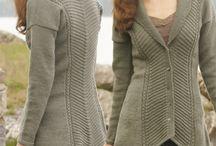 Knitting / Stickning