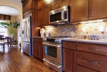 Traditional Kitchens / Traditional Kitchens are often the family hub, so it only makes sense to create a functional and beautiful space to enjoy. These classic examples feature timeless details like honed marble countertops, Shaker-style cabinetry and symmetrical layouts