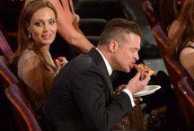 Pizza Oscars 2014 / Oscars 2014 - Big Mama's & Papa's Pizza provided by Ellen Degeneres.  Wonderful night