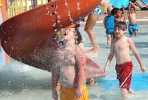 Waterparks in North Alabama / Beat the heat at a North Alabama waterpark!