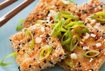 tofu / mat