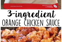 Chicken sauce recipes