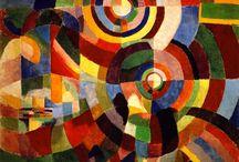 Τέχνη-ART 20th century / Sonia Delaunay & Rober Delaunay et al.