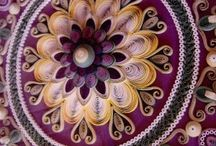 Quilling - Mandaly