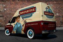 WrapStyle - Inspirace / Wrap Vehicle