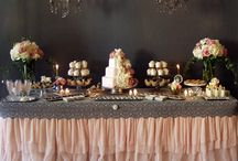 Candy Bars & Dessert Tables / by Evet Ich Will