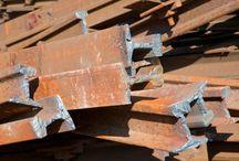 Scrap Metal Broker: HMS 1 & 2 Metal Scraps, Used Rails, Etc