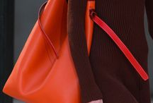 Bags made of plasticized fabric