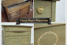 Painted Furniture & Faux Finishes / by Kathy Carrow