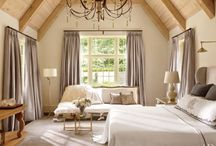 Master bedroom / by Roxane (Lamb) Jones