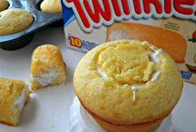 twinkie copy cat muffin