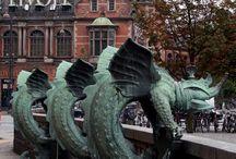 København Bygnings udsmykning