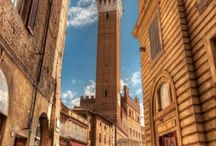 Siena / Città e dintorni