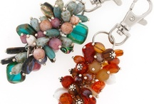 Purse and Bag charms / A selection of my favourite purse and bag charms.