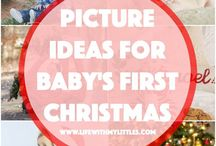 Newborn Christmas Photo Ideas
