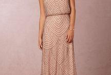 blush dresses