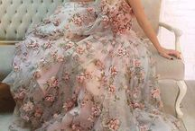 beautiful dresses ♡
